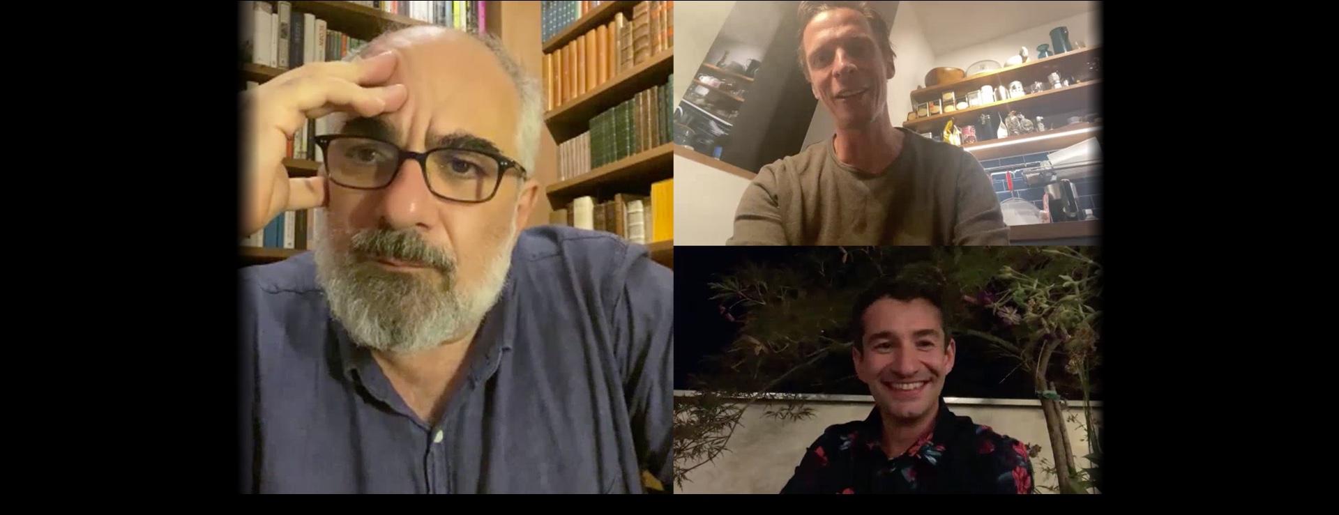 Eckel & Niavarani & Sarsam - Wenn 3 Idioten versuchen zu skypen