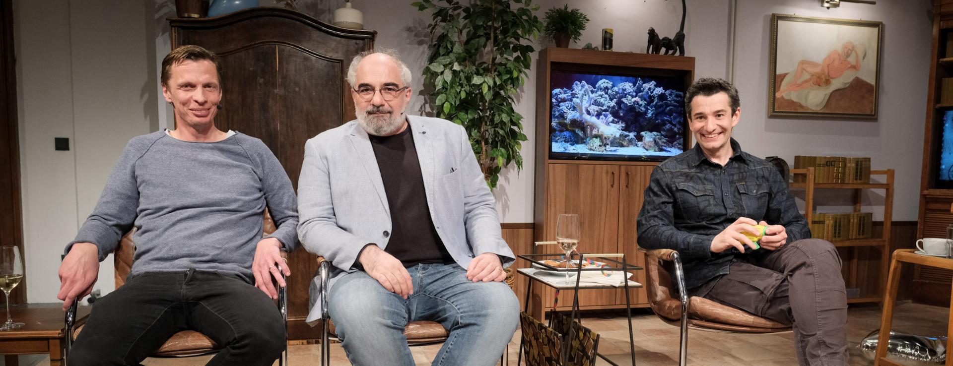 Eckel & Niavarani & Sarsam - Wenn der Harn dreimal kräht!