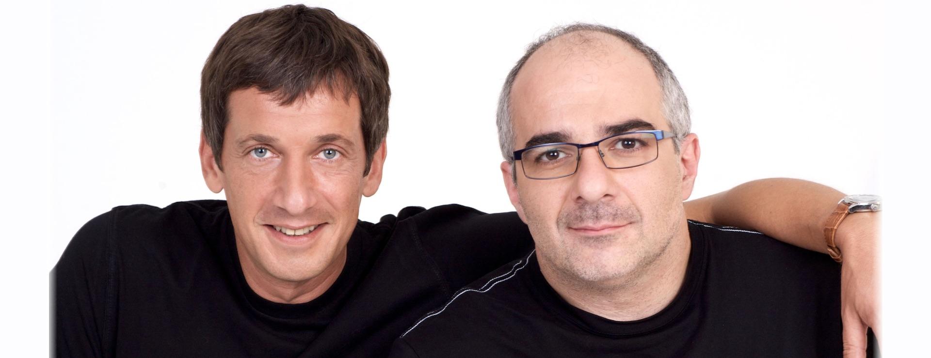 Gernot & Niavarani - 2 Musterknaben